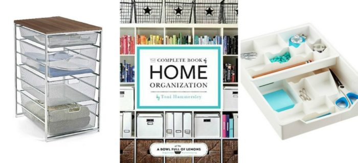 Finding the perfect gift for the aspiring Home Organizer is no easy feat sometimes, especially if you feel disorganized yourself. This list of the best gifts for the home organizer is sure to please and will making shopping so much easier. Check out the link for the full list.
