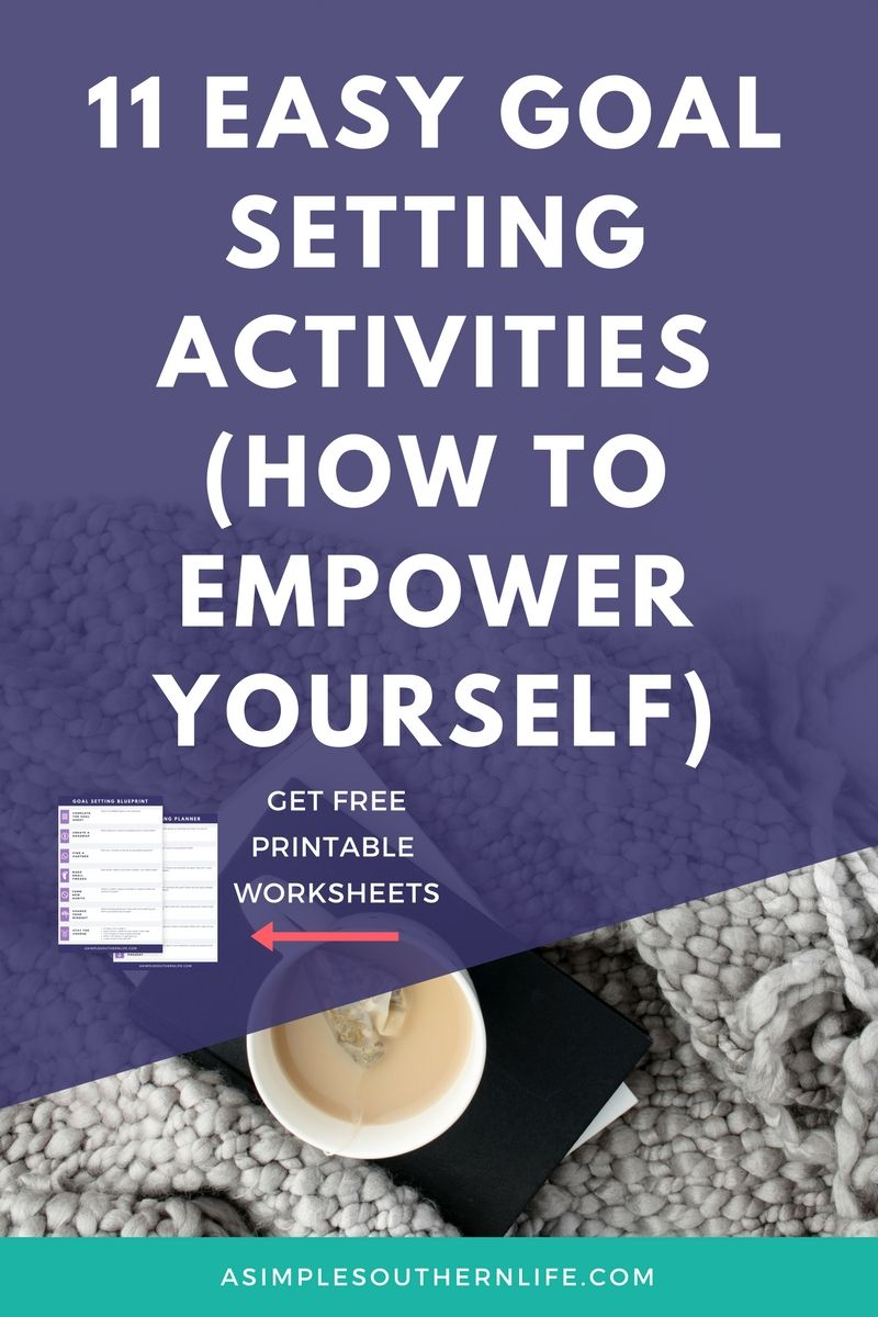 Goal setting activities don't have to take forever nor do they have to be difficult. Here are the best steps for how to uncomplicate goal setting, plus troubleshooting tips that are sure to help.